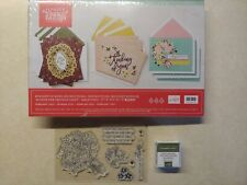 Stampin Up Paper Pumpkin- BOUQUET OF HOPE -FULL KIT, 9 Cards! Feb. 2021