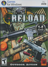 RELOAD Target Down Outdoor Action Shooter PC Game for Windows XP/Vista/7 - NEW!