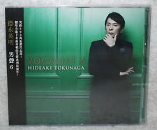 Hideaki Tokunaga Vocalist 6 Taiwan Ltd CD w/Bonus trk「Hana wa Sawki Let It Go」