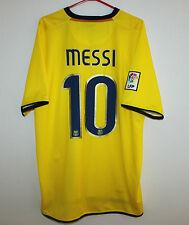 FC Barcelona Barca España Jersey 08/09 #10 Messi Nike
