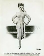 IDA LUPINO THE MAN I LOVE 1947 VINTAGE PHOTO ORIGINAL #4  FILM NOIR LEGGY