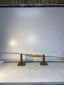 """Viintage Bear INSTANT ARCHERY Glasspowered Recurve Bow IA1993 AMO-60"""" RH"""