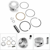 STD 63.50mm x 44mm 13101-LA66-0400 Piston Kit Fits Honda CG200 Zongshen 200cc