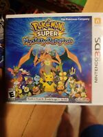 Pokemon [ Super Mystery Dungeon ] (3DS) NEW