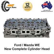 Ford Ranger PJ PK New WE Complete Cylinder Head 4 Cyl 16V Fully Assembled WEAT