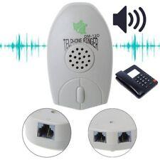 Phone Amplifier Landline Bell Ringer Extra Loud Telephone Ring For The Old Elder