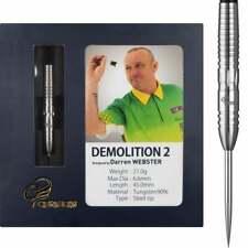 New listing Darren Webster Darts Cosmos 21g Tungsten Demolition 2