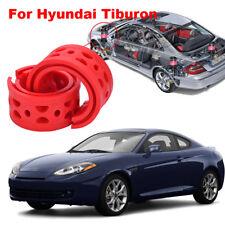 For Hyundai Tiburon Shock Absorber Spring Bumper Power Cushion Buffer 2pcs Front