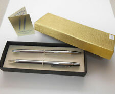 Astramatic Mechanical Pencil And Ball Point Pen W/ Original Box Made In Usa *