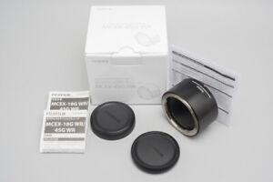Fujifilm MCEX-45G WR Macro Extension Tube for G-Mount Lenses / GFX Cameras