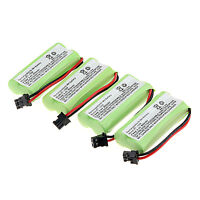 4pcs/Pack 800mAh Cordless Phone Rechargeable Ni-MH Battery For Uniden BT-1008