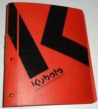 Kubota F2880 F2880E F3680 Front Mower Service Shop Repair Workshop Manual OEM