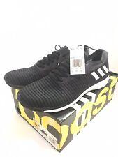 Adidas Mens Sz 12 Adizero Prime Boost Running Training Black White Shoes B37401