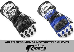 Arlen Ness Monza Gants Moto G-175120-AN