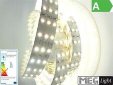 1m 3-Reihen LED Streifen/Strip 24V - 180x 1-Chip-SMDs/m - pur-weiß (4500k) IP30