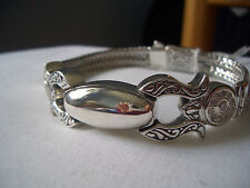 925 sterling silver bracelet handmade