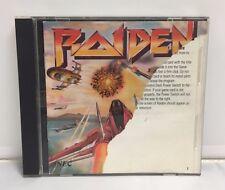 Raiden TurboGrafix-16 CIC NEC- 1991 Complete  HE34