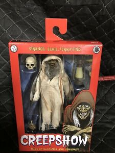 """NECA Creepshow The Creep 7"""" Clothed Action Figure New In Box"""