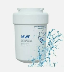 Great Water Filter for MWF Refrigerator Smartwater Compatible Cartridge 1 pack