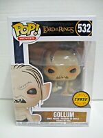Funko - POP Lord Of The Rings /Hobbit S3 - Gollum #532 LIMITED CHASE EDITION