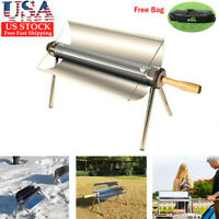 Portable Stove Solar Cooker Oven High Efficiency Sun Cooking BBQ Grill Camping