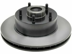 For 1970-1972 Buick GS Brake Rotor and Hub Assembly Front AC Delco 67293PD 1971