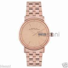 Marc by Marc Jacobs Original MBM3439 Fergus Women's Rose Gold Stainless St Watch