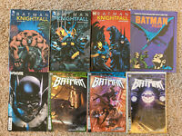 TPB Graphic Novel Lot Batman Knightfall Complete Omnibus Vol 1 2 3 Future State