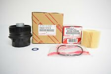 GENUINE TOYOTA OIL FILTER CAP KIT COROLLA PRIUS MATRIX SCION XD 15620-37010 OEM