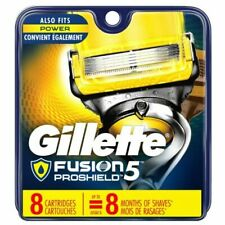 Gillette Fusion ProShield Men's Razor Blade Refills (8 Pack)