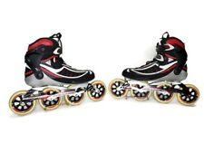 K2 RADICAL 100 ILQ9 CLASSIC PLUS 6000 SERIES Speed SkatesWomens 11 Mens 9 Race