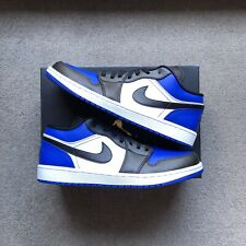 NIKE AIR JORDAN LOW 1 LOW ROYAL BLUE
