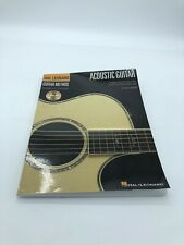 The Hal Leonard Acoustic Guitar Method - Cultivate Your Acoustic Skill