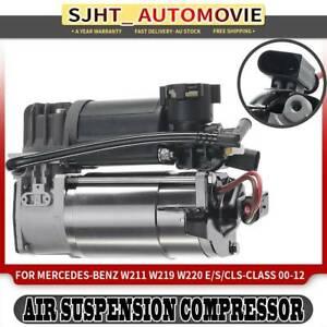 Air Suspension Compressor for Mercedes-Benz W211 W219 W220 E/S/CLS-Class 00-2012