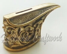 #30 Awesome Finger Guard Made of BRONZE for Custom Knife Making Handle Bolster