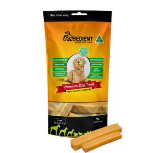 Obedient Aussie Dog Chew Premium Dog Treat Large Pack For Dogs 14kg - 23kg