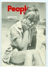Joi Lansing Brigitte Bardot covers People Today mini magazine June 1957