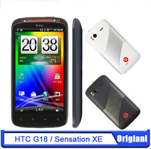 "Original Unlocked HTC Sensation XE G18 Z715E os 8MP Camera WIFI GPS Android 4.3"""