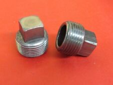 1928-48 Ford and 48-52 pickup NEW transmission drain and fill plugs  A-7008-PR