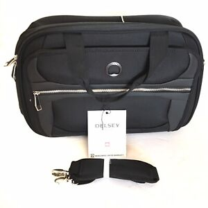 Delsey Paris Executive Collection Duffle Carry-On Bag