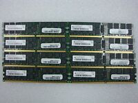 8x2GB Qimonda PC2-5300P DDR2-667 2Rx4 Server Memory HYS72T256920EP-3S-B2