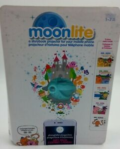 moonlite  story book projector(1x part missing) for years 1-7