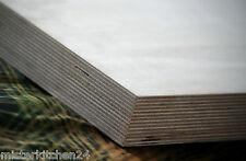 40mm Multiplexplatte Birke Werkbank- Arbeitsplatte Schreibtisch Zuschnitt 90€/m²