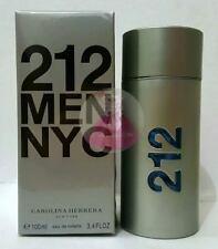 Carolina Herrera 212 NYC Men Eau de Toilette for Men 100ml US Tester