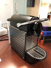 Breville BEC420TTN 19 Bar Nespresso Pixie Machine - Titan w/ 4 boxes of espresso
