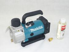 MAKITA 18V DVP180Z Akku-Vakuumpumpe Vakuum Vacuum Pumpe für Klimaanlagen Tanks
