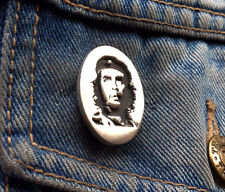 CHE GUEVARA Pewter Pin Badge