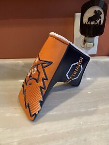 Bettinardi Hive Tour wizard Orange Dark Blue Head Cover
