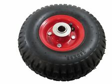 """10"""" Pneumatic Wheels x 1 For Trolley  Dolly Sack Truck New RM023"""