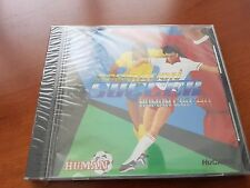 FORMATION SOCCER HUMAN CUP 90 NEC PC ENGINE TURBO DUO/R/RX/CORE HU-CARD NEW